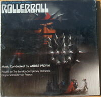 Scarce Rollerball OST with James Caan - Andre Previn London Symphony Orchestra