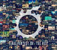 FINAL FANTASY XIV - the Best CD Japan Import New