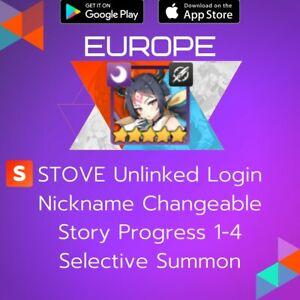 [Europe] Apocalypse Ravi   Epic Seven Epic 7 Name Change ML Starter Account