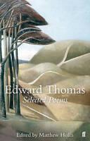 Selected Poems of Edward Thomas, Edward Thomas, New