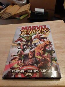 MARVEL ZOMBIES #1-5 - First Edition, 2006 - Kirkman, Phillips, Suydam