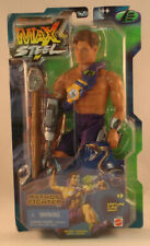 Max Steel - Python Fighter Figure #28542 - 2000 - Factory Sealed