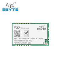 Ebyte SX1276 LoRa 1W 915MHz E32-915T30S Long Distance SMD IPX Wireless RF Module
