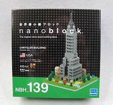 nanoblock NBH_139 Chrysler Building