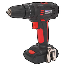 Sealey CP18VLD Cordless 18V Li-ion Hammer Drill / Driver inc Battery Charger