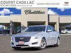 2018 Cadillac CTS Luxury RWD 2018 Cadillac CTS Sedan Luxury RWD 22481 Miles Radiant Silver Metallic 4dr Car G