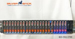 DELL EMC2 Model: SAE Hard Disk Storage Array SEMI-LOADED.