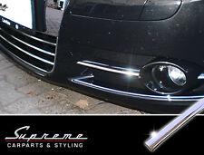 VW EOS  I Typ 1F Chrom Zierleisten 3M Tuning für Kühlergrill unten