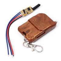 3.6V-12V 1 Channel Mini Micro Wireless Remote Control Relay Switch Module On-Off