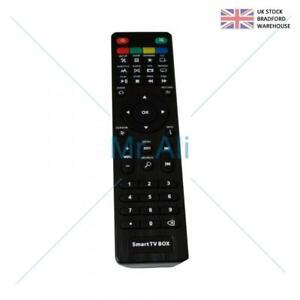 ORIGINAL ZOOMTAK ANDROID TV BOX REMOTE CONTROL FOR T8 T6 M8 M5 M6 + I6