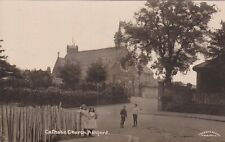 More details for catholic church, ashford - old real photo kent postcard (ref 6322/21/g5)