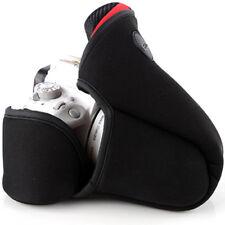 Canon EOS M/M2/100D/200D 18-55mm Lens NEOPRENE Camera Case Sleeve Pouch Bag
