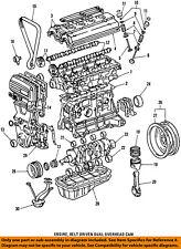TOYOTA OEM 91-95 MR2-Engine Oil Pump 1510088382
