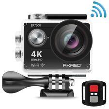 AKASO EK7000 4K Action Camera WIFI Ultra HD Waterproof Sports DV Camcorder 12MP,