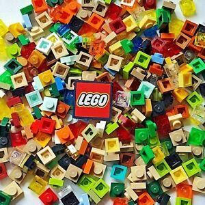 LEGO SQUARE PLATES 1x1 Choose Colour - x20 - Design 3024 / 28554 / 30008