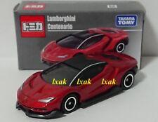 TOMICA #081-6 LAMBORGHINI CENTENARIO METALLIC RED ASIA LIMITED EXCLUSIVE MODEL