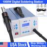 1000W 861DW Hot Air Gun Soldering Station Lead-Free Phone PCB BGA Rework Digital