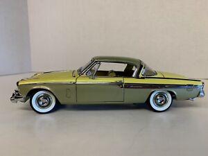 Danbury Mint 1955 Studebaker President Speedster