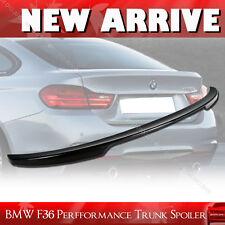 SHIP FROM LA- F36 Gran Coupe P Type Trunk Spoiler BMW 4-Series Carbon Fiber