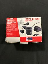 Northwest Territory Electric Air Pump with Car Adaptor  & Electric Plug