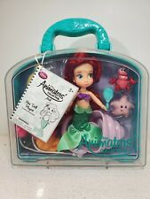 DISNEY Animator's Collection Mini Doll Playset ARIEL MERMAID first edition