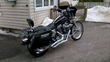 Tsukayu HD Style Quick Release Hard Saddlebags for Sportster