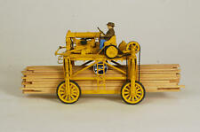 O/On3/On30 1/48 WISEMAN MODEL SERVICES WILLAMETTE STRADDLE LUMBER CARRIER KIT