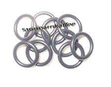 10 x O-Ring fürs Cremaventil Saeco - SET 9