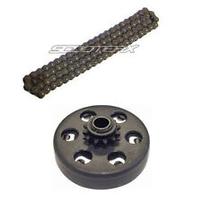 Go Kart Clutch 5/8 Cart # 35 Size Chain 11 Tooth Sprocket + 4 Ft Chain Combo Set