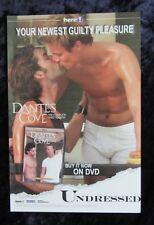 Dante's Cove and Hellbent original promo card  (2 for $1)
