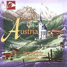 The Sound of Austria: A Treasury of Alpine Folk Music, New Music