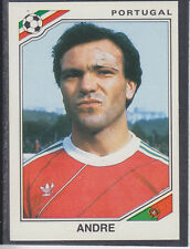 Panini - Mexico 86 World Cup - # 391 Andre - Portugal