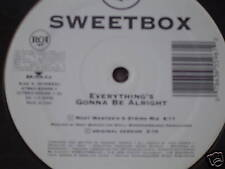 """SWEETBOX EVERYTHING'S GONNA BE ALRIGHT 12"""" 1998"""