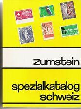 Zumstein Briefmarken Katalog Schweiz Liechtenstein Spezial 24. Auflage