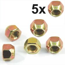 4x MINI di sostituzione cromato CUPOLA Dadi della ruota 3//8 UNF conici 60d