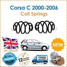 2000-2006 1.0 Top Qualité 1.4 nouveau GH 2 Ressorts VA avant Opel Corsa C Bj 1.2