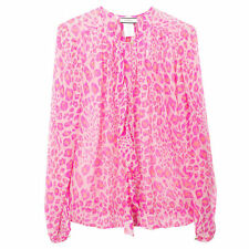 Animal Print Regular Casual Tops & Shirts for Women