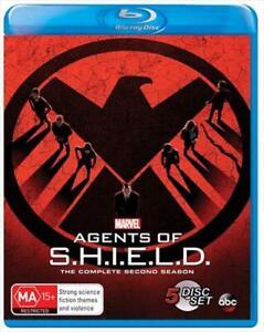 Agents Of SHIELD - Season 2 Blu-ray