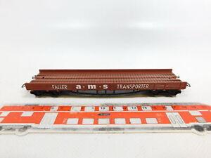 CJ457-0,5# Faller AMS/Auto Motor Sport H0/DC 4541 Transporter/Autotransporter sg