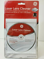 General Electric Laser Lens Cleaner For DVD CD Blu-ray Xbox Game Consoles (NEW)