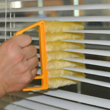 Microfibre Window Shutters Cleaning Brush Vents Clean Air Conditioning Cleaner