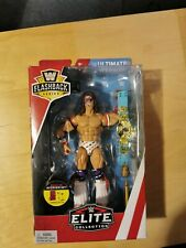 WWE Ultimate Warrior Flashback Mattel Elite Nxt Raw AEW