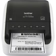 Brother QL1110NWB Professional Direct Thermal Desktop Monochrome Label Printer