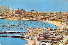 BF1077 ounta del este vista aerea del puerto  Uruguay