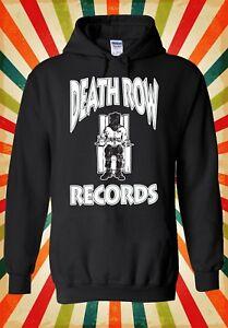 Death Row Records Dr Dre Tupac Drake Men Women Unisex Top Hoodie Sweatshirt 116E