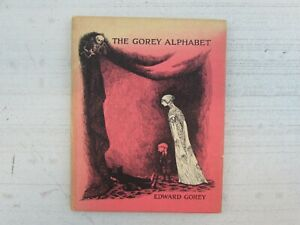 THE GOREY ALPHABET BY EDWARD GOREY HARDBACK BOOK                            #ET#