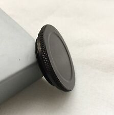 New Metal Dust Cover Caps For C mount CCTV Camera body Cap male thread