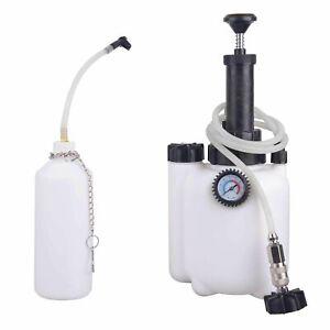 Bleed Tool Pressure 3 ltr Brake & Clutch Bleeding System Fluid Bleeder