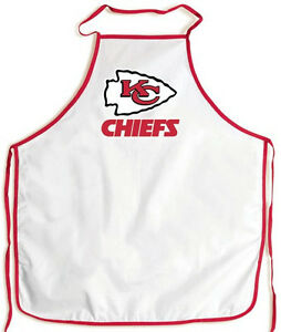 Kansas City Chiefs Grilling BBQ Apron [NEW] NFL Grill Cook Barbaque Tailgate CDG