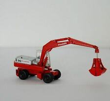 Construction Vehicles - Scale 1:87 Excavator Poclain Heritage 90bp- MAQ024